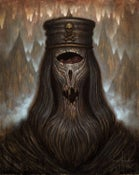 """Image of """"The Emperor"""" Limited Edition Canvas Giclee- 24x30"""
