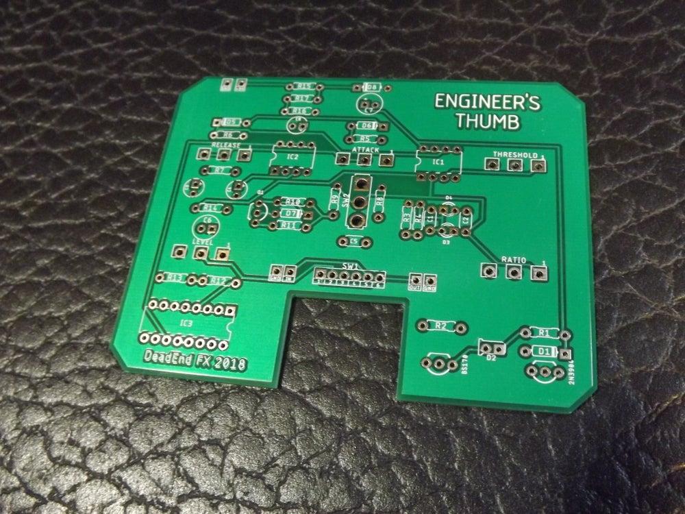 Image of ENGINEER'S THUMB