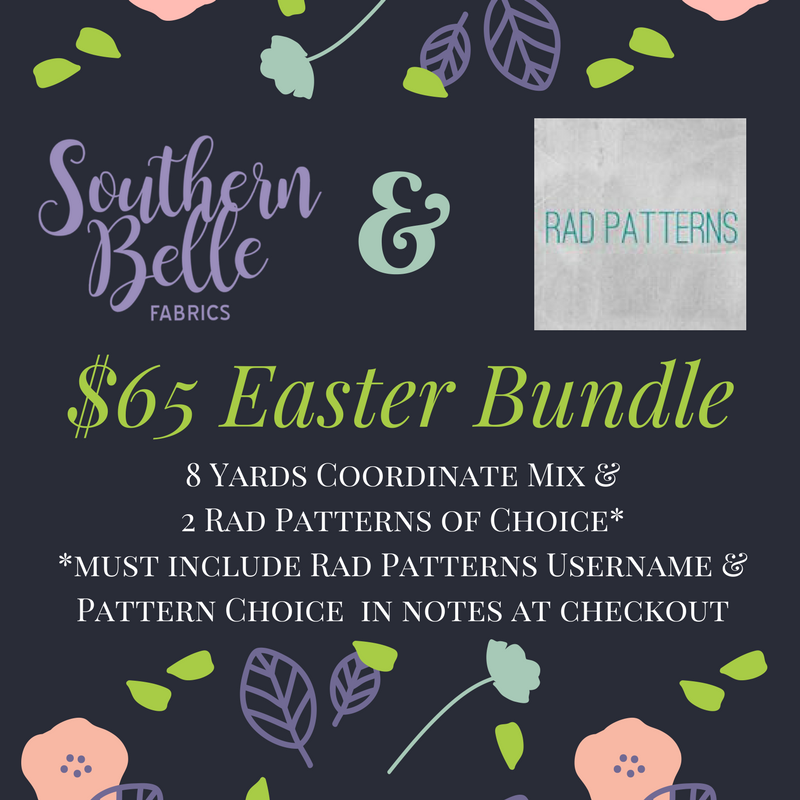 Image of Mystery Bundle - Easter Bundle with Rad Patterns