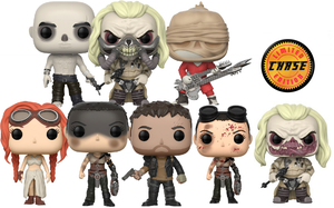 Image of Mad Max Fury Road Pop Vinyls