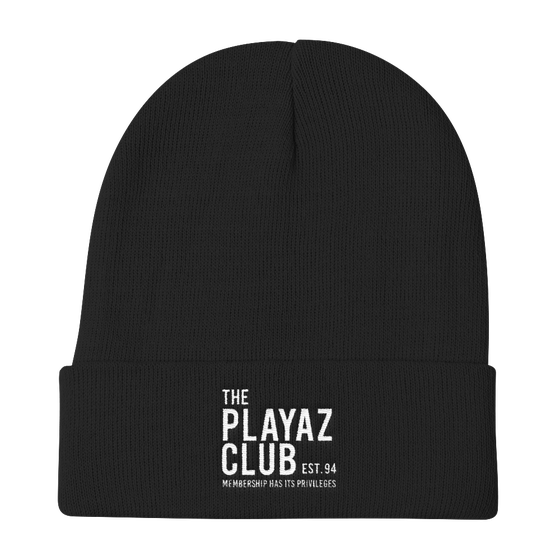 Image of The Playaz Club Est. 94 - Beanie