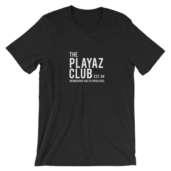 Image of The Playaz Club Est. 94 - T-Shirt