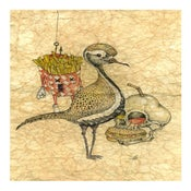 """Image of """"Chicken and fries"""" - Limited edition print"""