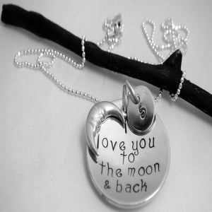 Image of I Love You To The Moon & Back