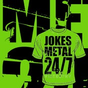 Image of JOKES METAL BOGEY GREEN LTD EDITION