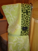 Image of Amy Butler Organic Lime Hooded Towel