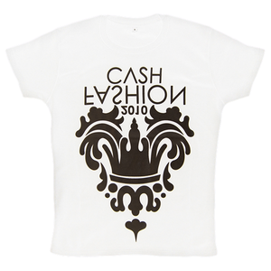 Image of Cash Fashion - White (Girls)