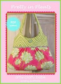 Image of Pretty in Pleats PDf sewing pattern