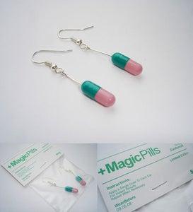 Image of MagicPills Pink/Green