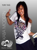 Image of White Special Edition Kaba Modern T-Shirt by Rhythm Rockerz