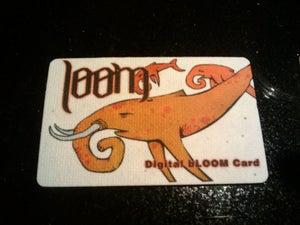 Image of LOOM Digital bLoom Cards