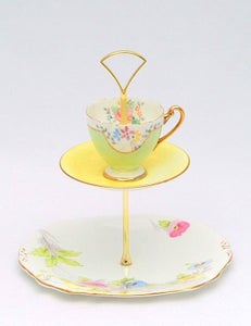 Image of 'Bespoke Cake Stands' made with your china