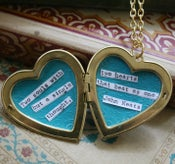 Image of The Literary Locket by John Keats