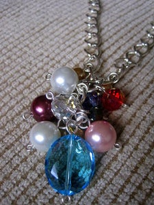 Image of Pearls & Baubles Necklace