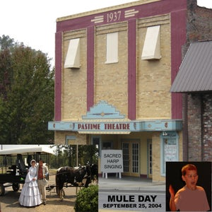Image of Mule Day September 25, 2004 - CD