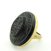 Image of Oreo Cookie-Time Cocktail ring