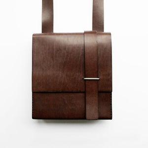 Image of Handtasche - Bügelverschluss seitlich