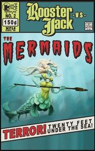 Image of Rooster Jack vs The Mermaids