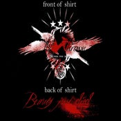 Image of beauty just died t-shirt