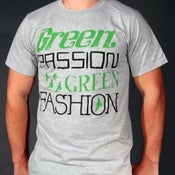 Image of Green Passion.  Green Fashion.