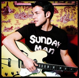 Image of Sunday Man CD