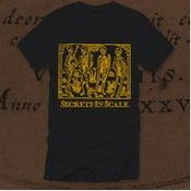 Image of Skeletons T-Shirt Black