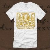 Image of Skeletons T-Shirt White