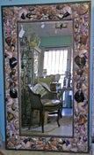 Image of Big Sur Seashell Mirror