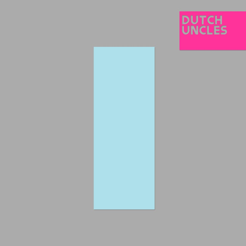 "Image of DUTCH UNCLES<br/>The Ink<br/><br/> 7"" Vinyl"