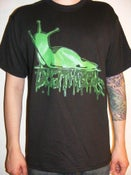 "Image of DEATHBEDS- ""Slug"" - SHIRT"