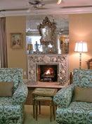 Image of More Seashell Interior work!
