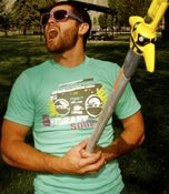 Image of Boombox American Apparel T-shirt II