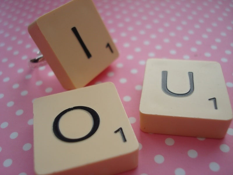 Image of Scrabble Ring