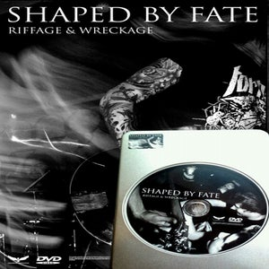 Image of 'RIFFAGE & WRECKAGE' DVD