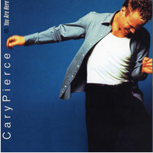 Image of Cary Pierce: You Are Here- Physical