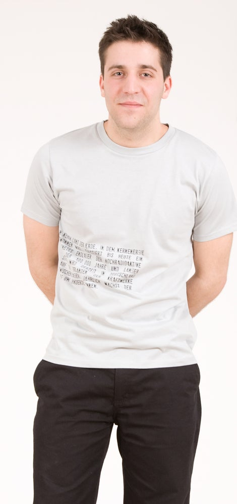 "Image of T-Shirt ""Endlager"""