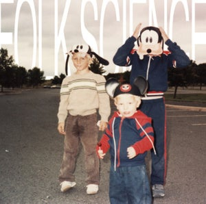 Image of Cats In the Basement - Folk Science CD