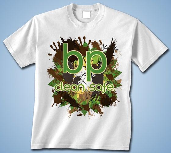 Image of BP Clean. Safe.