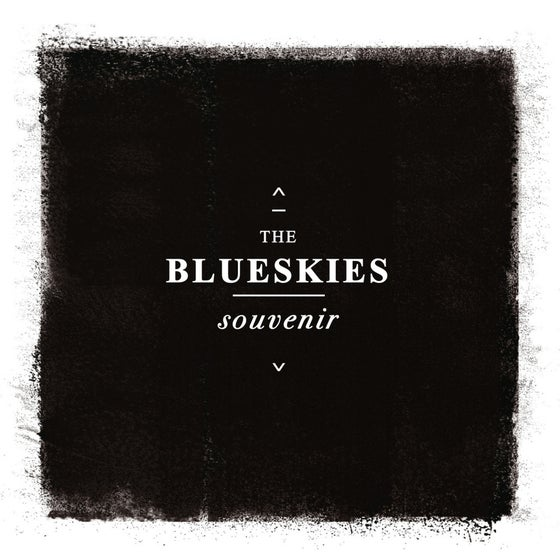"Image of The Blueskies ""Souvenir"" EP"