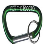 Image of Carabiner Keychain