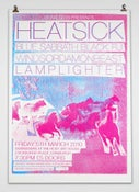 Image of Heatsick Screenprint