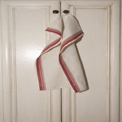Image of Vintage Linen Kitchen towel