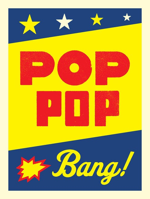 Image of Pop Pop Bang!