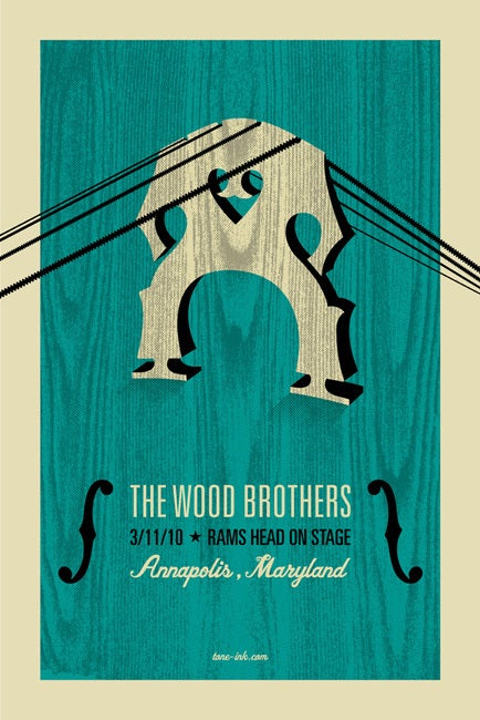 Image of The Wood Brothers - Annapolis '10