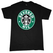 Image of Severed NYC Tshirt