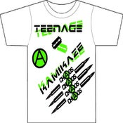 "Image of TK Razor Blade logo ""White"""