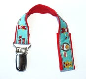 Image of Monster Mania Pacifier Holder