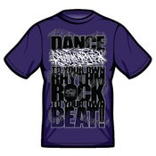 Image of Dance To Your Own Rhythm, Rock To Your Own Beat! T-Shirt by Rhythm Rockerz