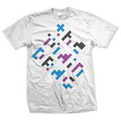 Image of NEW! Main Drag Logo Shirt - WHITE