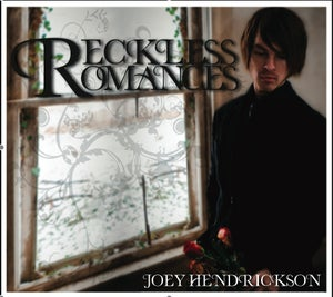 """Image of """"RECKLESS ROMANCES"""" CD, Autographed or In-Plastic."""
